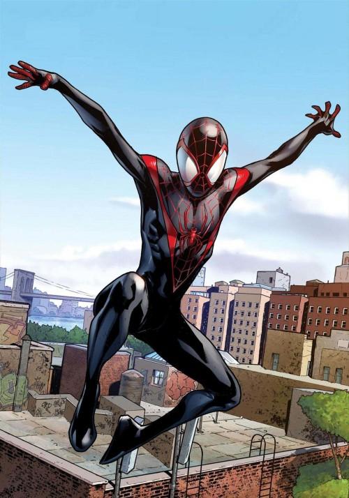 SpiderMan Miles Morales  Wikipedia