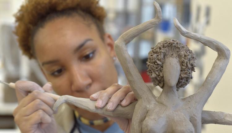 Photo Essay Bringing African American Culture To Ceramics  The  Photo Essay Bringing African American Culture To Ceramics  The  Baltimore Sun Profiles Artist Murjoni Merriweather