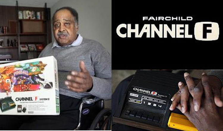 Hidden Figures: Jerry Lawson invented the video game cartridge