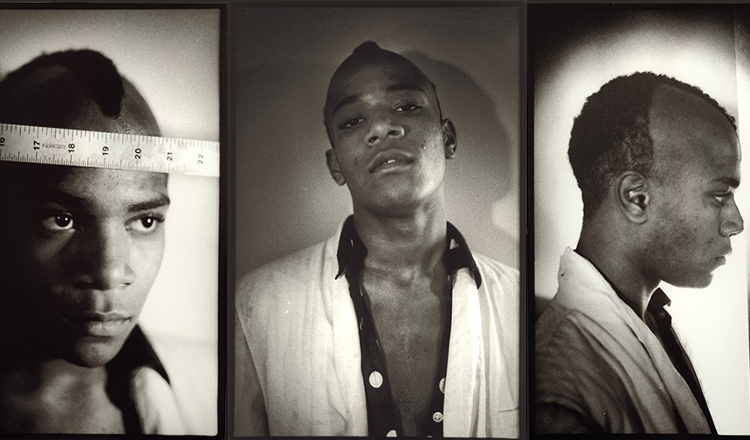 Jean-Michel Basquiat's prolific artwork extended well past the