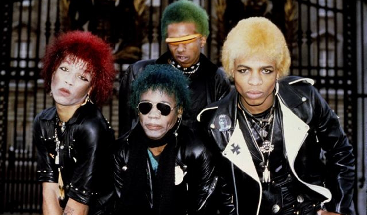 Pure Hell How Four Black Kids Changed The Face Of Punk In