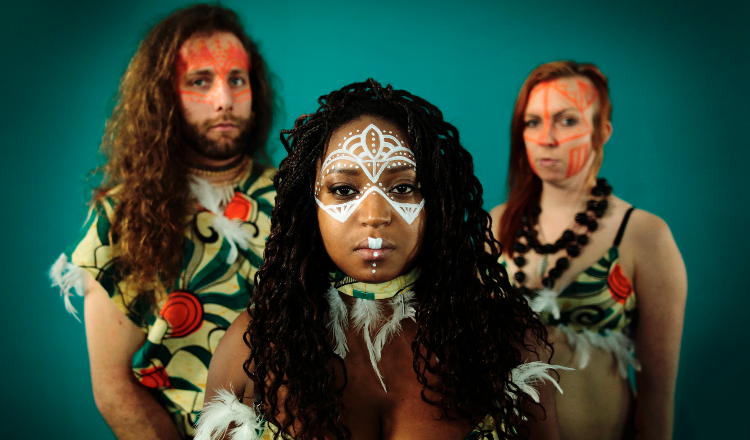 NEW MUSIC: West African-inspired psychedelic heavy metal band VODUN