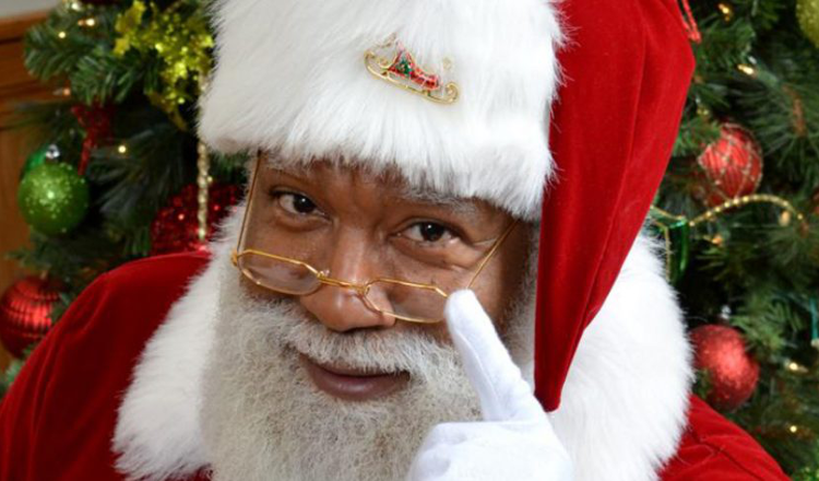 Black People Christmas Pictures.A Letter To Angry White People From Black Santa Claus Afropunk