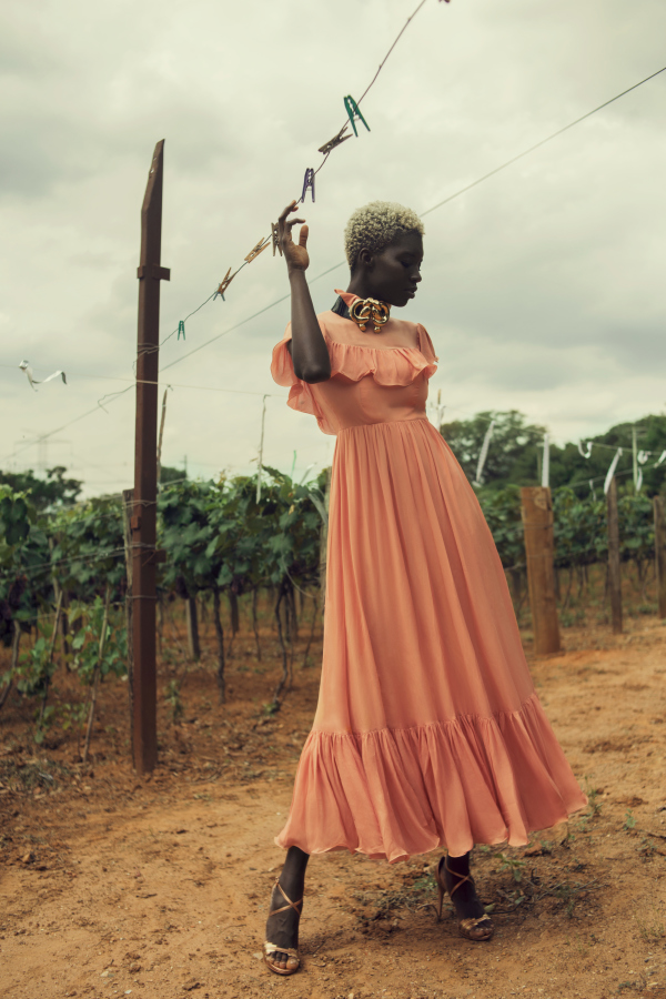 Brazilian creative duo MAR+VIN wows with debut editorial