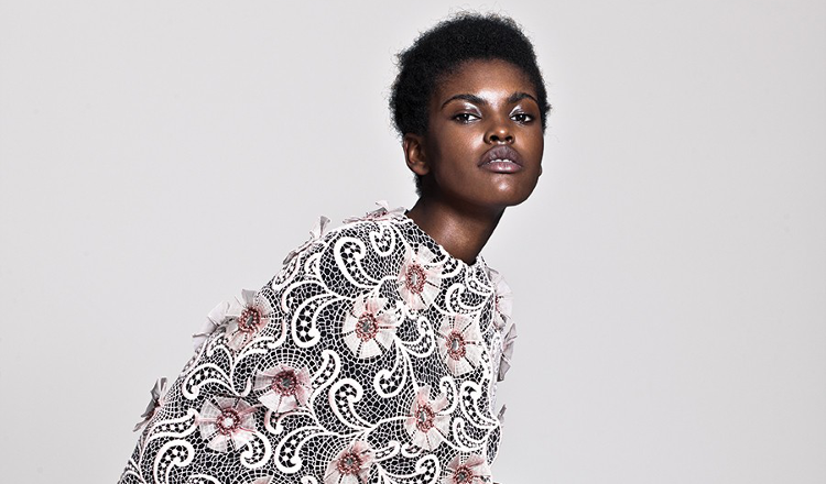 Feature 17 Year Old Angolan Model Amilna Estevao Kills It In High Fashion Editorial For Paper Magazine Afropunk