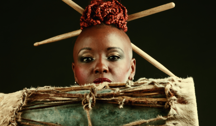 Image result for muthoni drummer queen angry